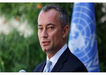 المبعوث الدولي ميلادينوف يجري مباحثات مع حماس