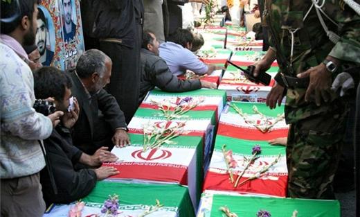 مقتل 8 جنود إيرانيين في اشتباكات مع جيش العدل البلوشي