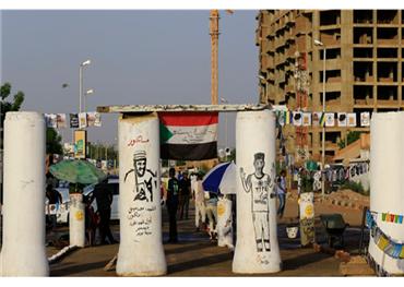 النائب العام السوداني يتسلم تقرير لجنة فض اعتصام الخرطوم