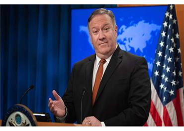 بومبيو: سنصل بصادرات نفط إيران للصفر