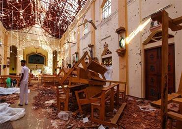 سريلانكا تحمّل جماعة مسلحة محلية مسؤولية هجمات الأحد