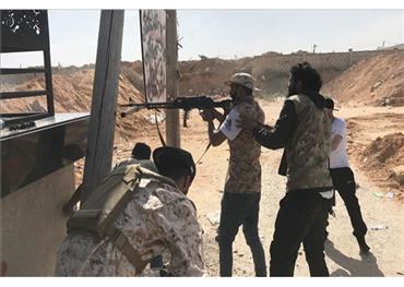 الصحة العالمية: 254 قتيلا في طرابلس منذ بدء المعارك
