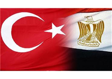 الدور التركي تجاه الأزمة المصرية 