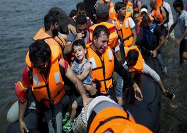 غربة اللاجئ العربي المسلم في أوربا