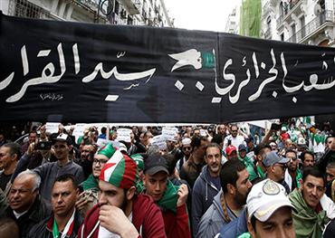الجزائر بين شرعية العسكر والثورة