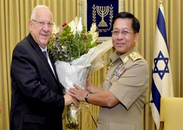 "محامي صهيوني يكشف تفاصيل دعم ""تل أبيب"" لميانمار"