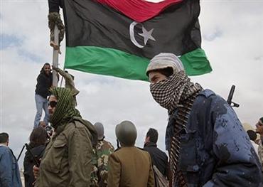 الثورة الليبية وإرث القذافي