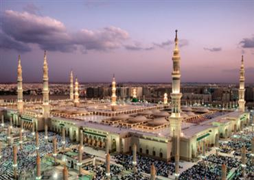 حد المسجد النبوي الشريف