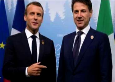 التنافس الفرنسي الإيطالي في ليبيا