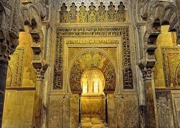 حنش الصنعاني مهندس المساجد في الأندلس