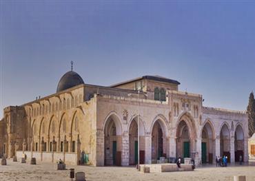 حرمة المسجد الأقصى