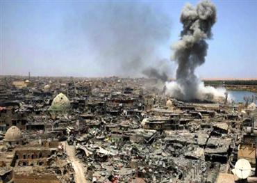 معركة الموصل والأرقام المرعبة