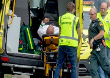 مجزرة نيوزيلندا منظومة متقدمة في الإرهاب الأسود