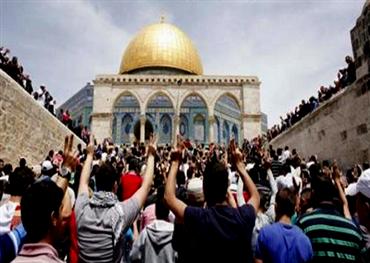القدس لنا، والمطبعون لا مقام لهم بيننا
