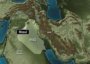 الموصل طريق إيران لمياه المتوسط