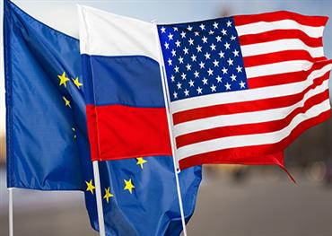 الاستثمار الروسي لأزمة العلاقات الأوروبية الأمريكية