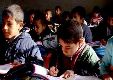 نشاط التعليم الشيعي النامي في العراق