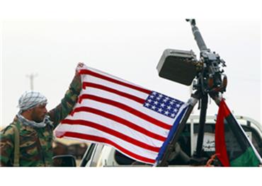 الوجود العسكري الأمريكي في ليبيا
