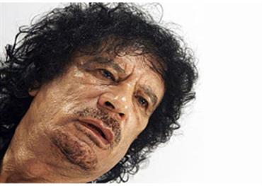 اجتراء القذافي على مقدسات الأمة