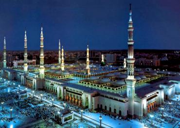 المدينة النبوية