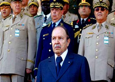 بوتفليقة وميراث العسكر في الجزائر