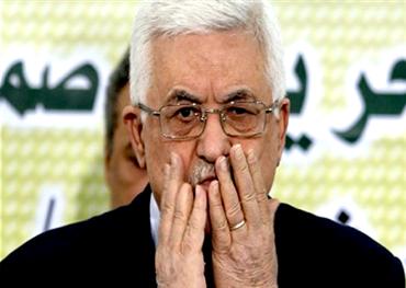 """""""تل أبيب"""" قلقة على حياة عباس"""