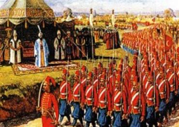 خطة البكتاشية للسيطرة على السلطة السياسية في الدولة العثمانية