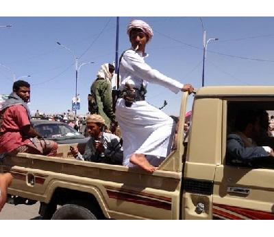 الحوثيون ينزعون سلاح الدولة اليمن 152924092014113711.jpg