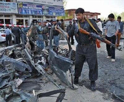 مقتل ثمانية ضباط هجوم لطالبان 2011874.jpg