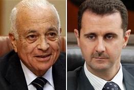 الجامعة العربية تدرس تعليق عضوية سوريا