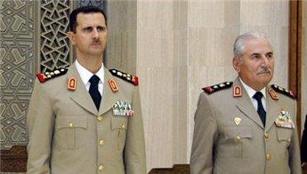 وزير الدفاع السوري المقال ينفي شائعات مقتله
