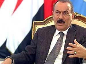 صالح يطرح شروط جديدة للموافقة على المبادرة الخليجية