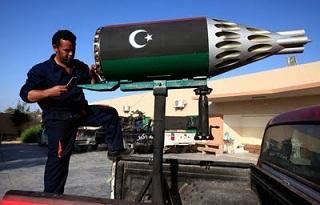 ثوار ليبيا يسيطرون على بلدة بئر الغنم جنوبي طرابلس