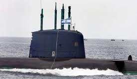 الغواصة النووية (دولفين) ... والكره بين نتنياهو وميركل