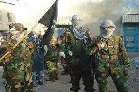 كينيا تقتل عشرة من (حركة الشباب المجاهدين)