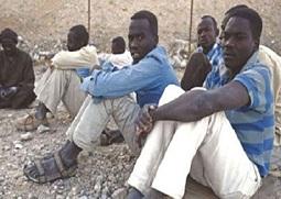 أفارقة يهربون من جحيم بلادهم إلى الموت في سيناء