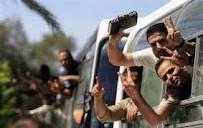 """وفد حماس يصل القاهرة للتفاوض حول المرحلة الثانية من صفقة""""شاليط"""""""