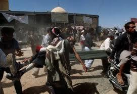 """مقتل خمسة في اليمن و تواصل حصار """"دماج"""""""